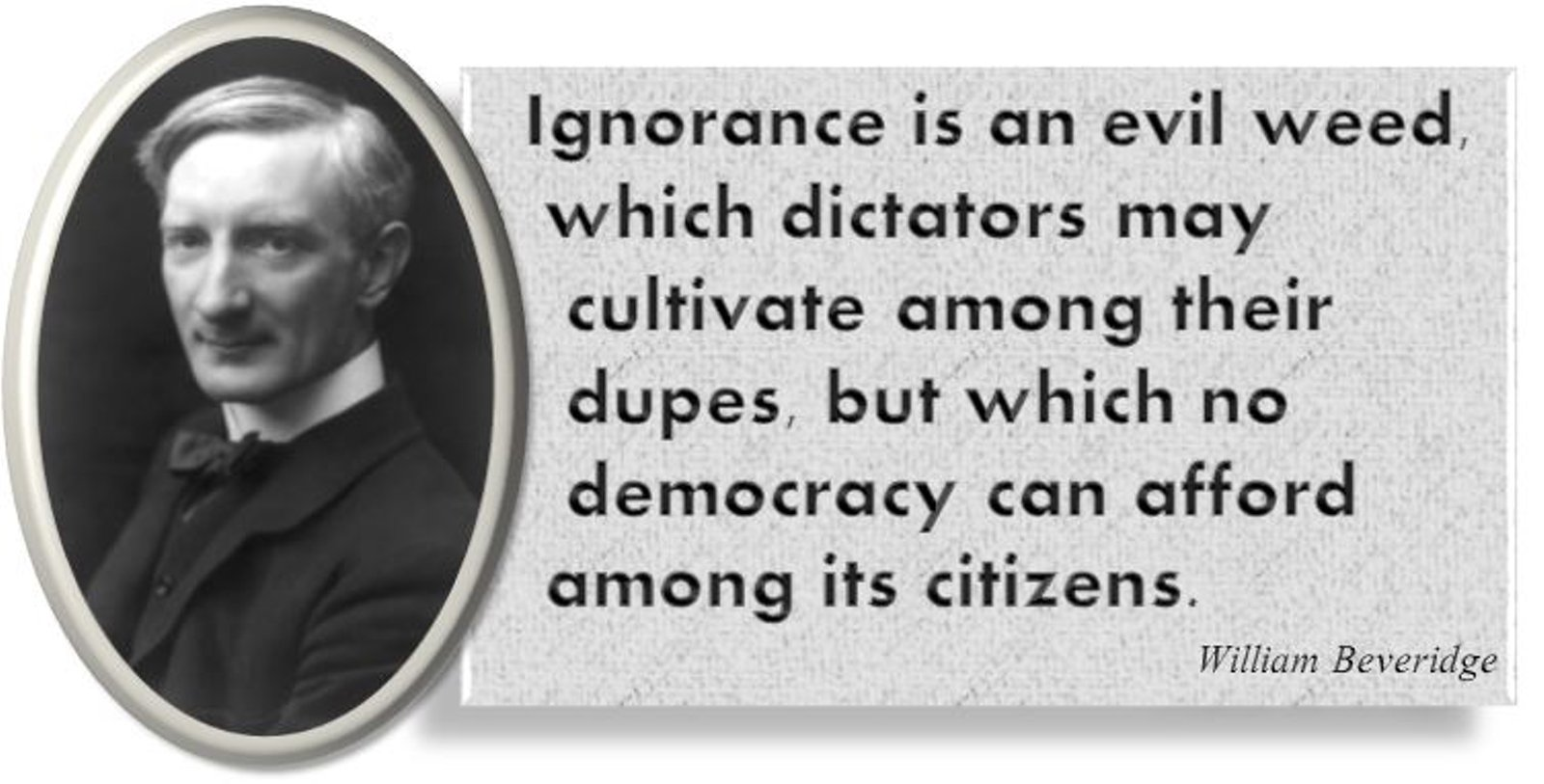 William Beveridge